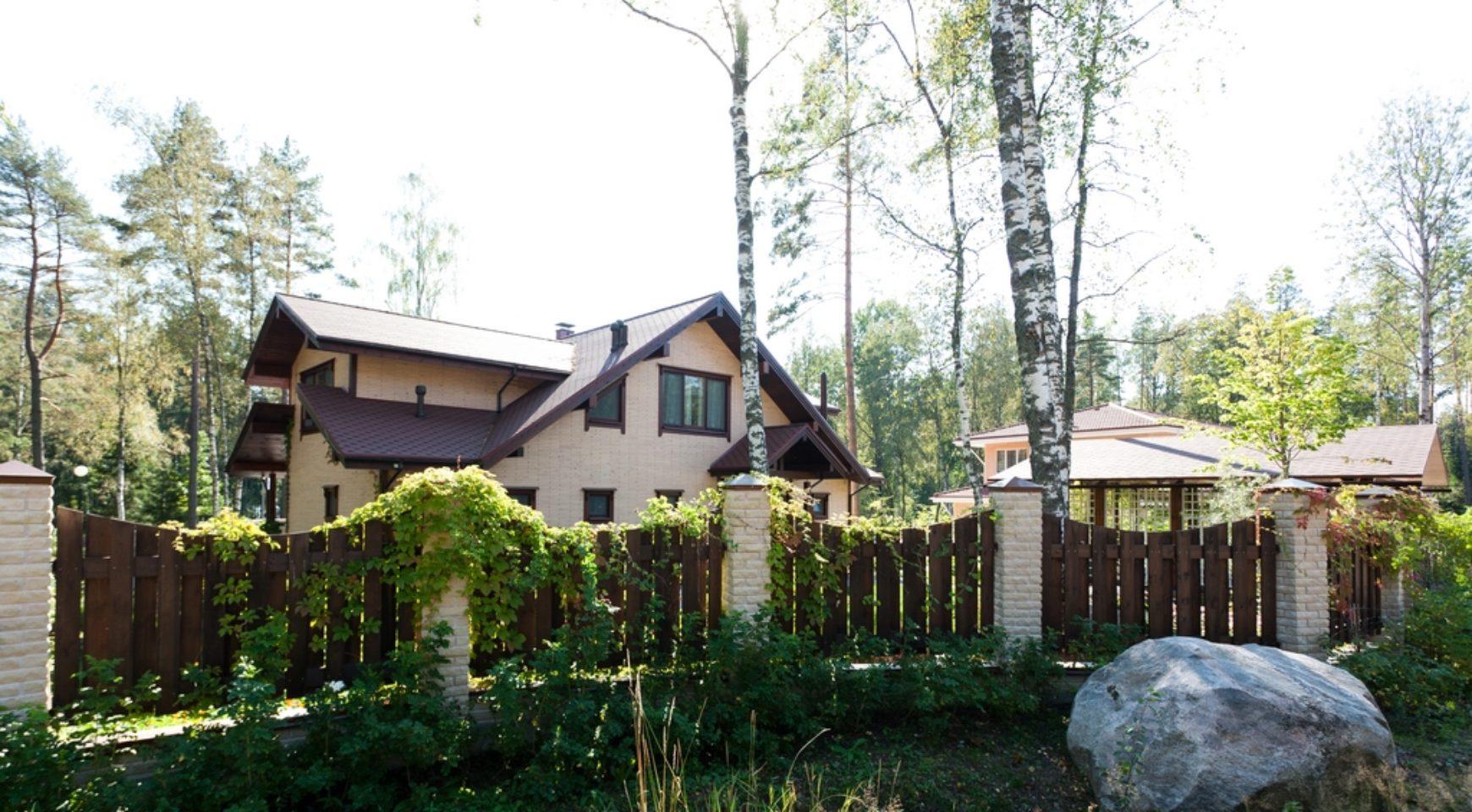 Коттеджи, загородные дома и дачи в ленинградской области и санкт-петербурге.